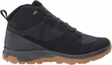 synthetic upper hiking shoes