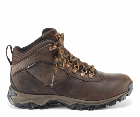 Leather Upper Hiking Shoes