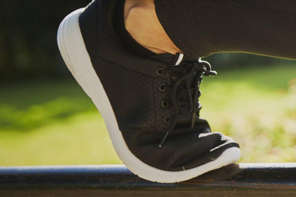 shoes flexibility