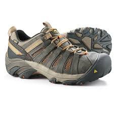 KEEN Utility Flint Low Steel Toe Work Shoe