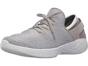 Picture of grey color Skechers Women's You shoe