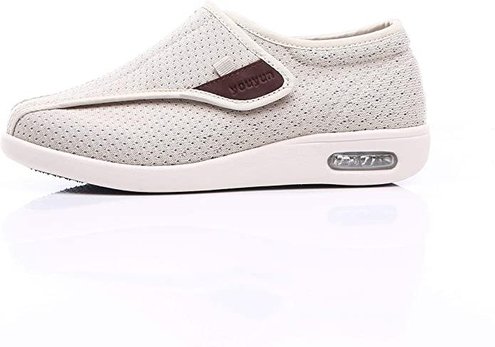 Youyun Women's Wide Diabetic Walking Shoes