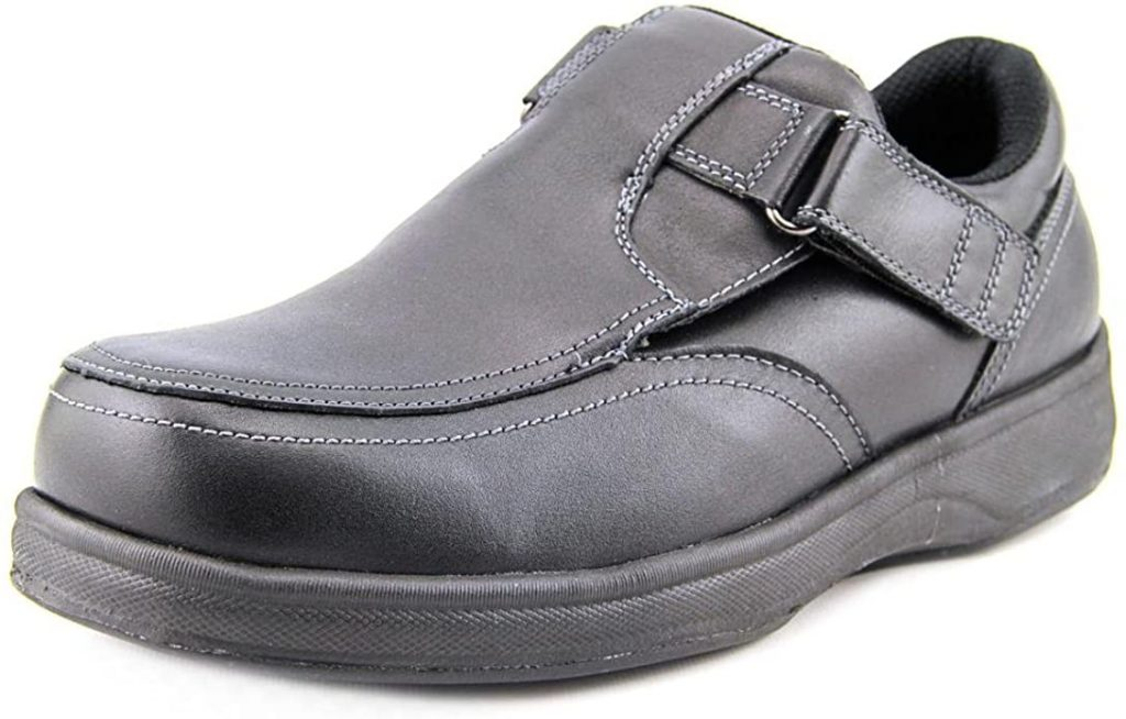 Orthofeet Men's Loafers Dress Shoes Gramercy