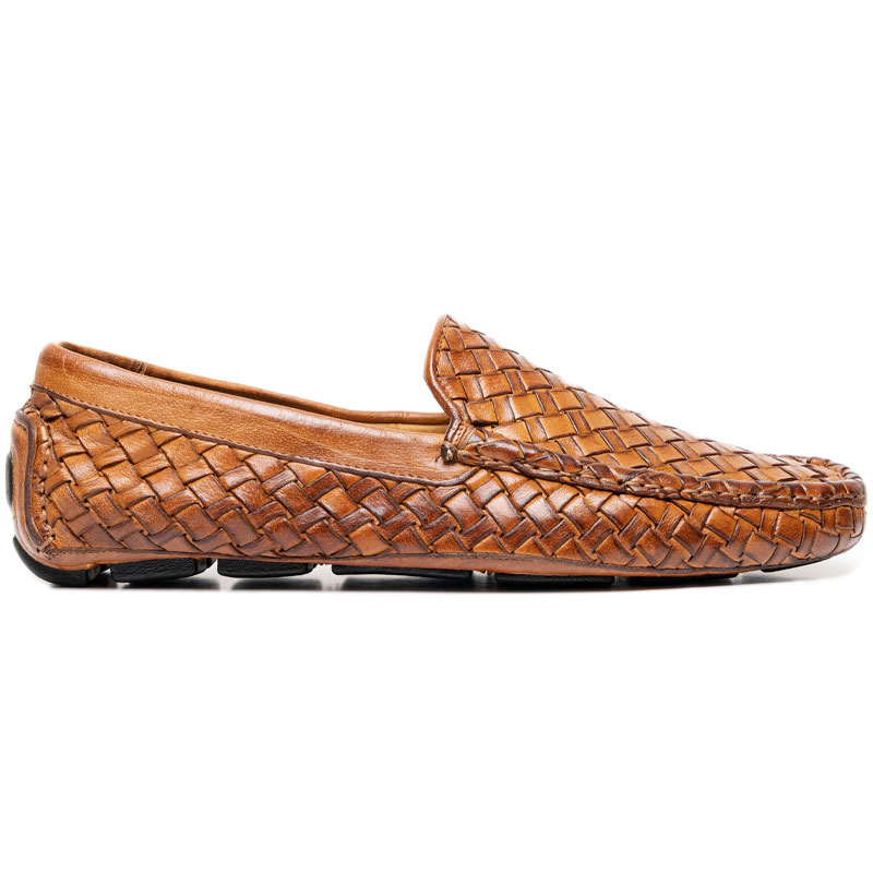 The woven loafer